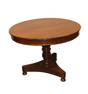 19th C French Round Table