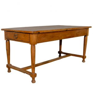 19th Century Cherry Wood Table