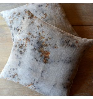 Antique Rust Pillow