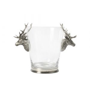 Deer Head Ice Bucket