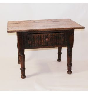 18th Century Fluted Table