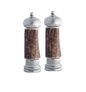 Antler Salt & Pepper Shaker