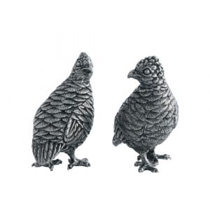 Quail Salt & Pepper Shaker