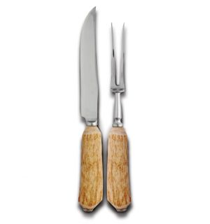 Antler Carving Set - 14L