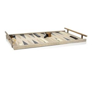 Backgammon Game Tray