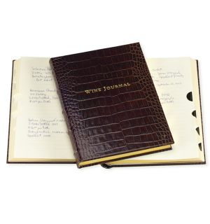 Tabbed Wine Journal