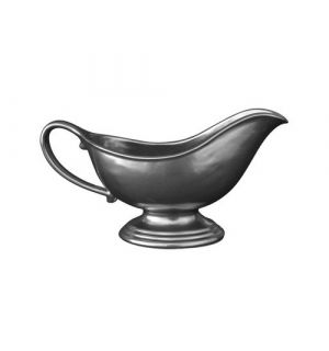 Pewter Sauce Boat