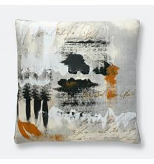 Graphic Field Pillow
