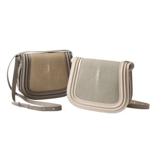 Hazel Saddle Bag,