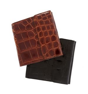 Alligator Traditional Wallet
