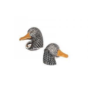 Duck Head Cufflinks
