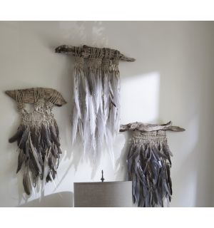 Feather Wall - Hangings