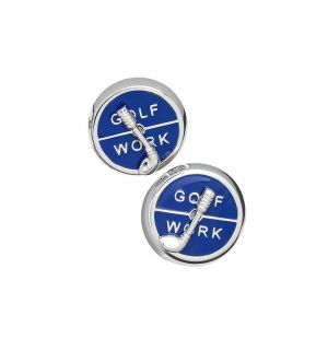 Work or Golf Spinner Cufflinks