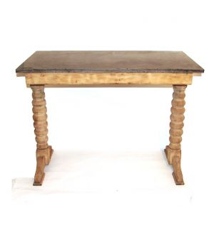 19th C Bistro Table
