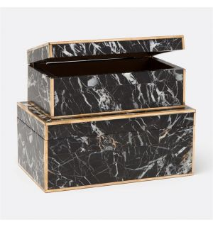 Harley Marble Boxes