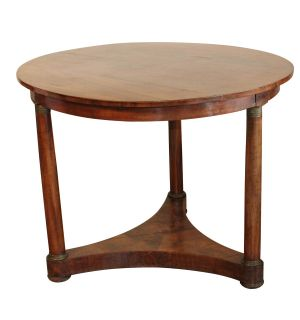 19th C Louis Philippe Table